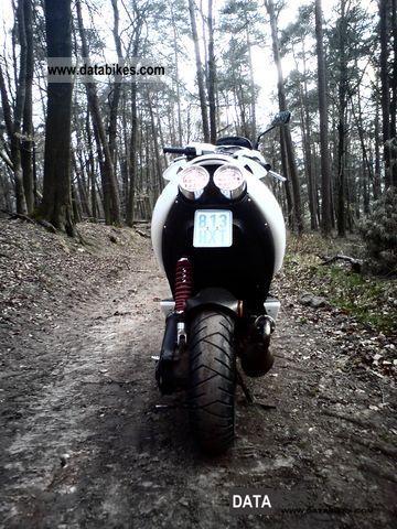 1998 Aprilia  sr 50 Motorcycle Scooter photo