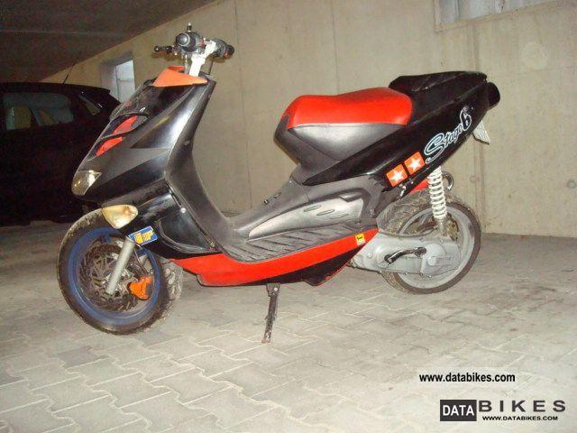 1995 Aprilia  Sr50 Motorcycle Scooter photo