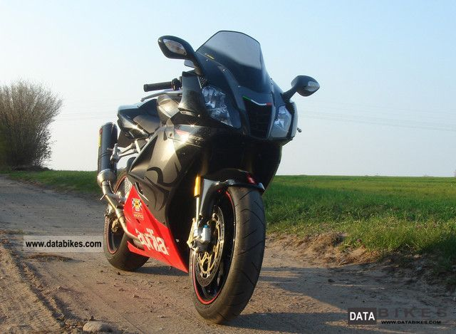 2009 Aprilia  Mille RSV 1000 RR Motorcycle Sports/Super Sports Bike photo