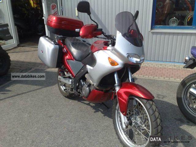 2001 Aprilia  Pegaso 650i.E. Motorcycle Enduro/Touring Enduro photo