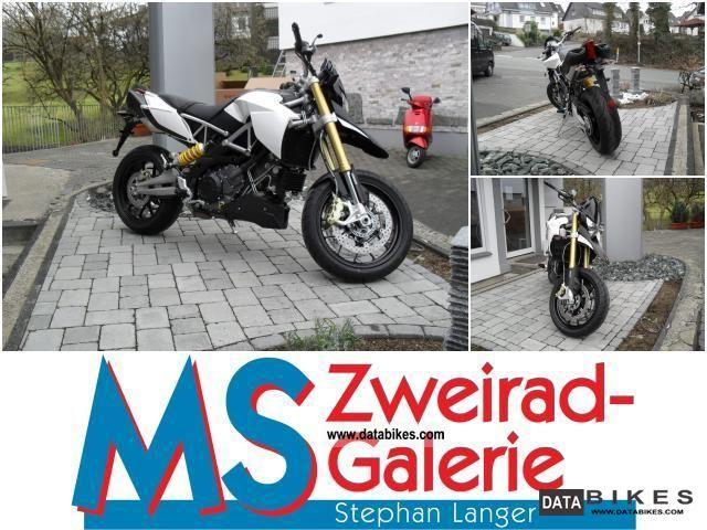 Aprilia  Dorsoduro 1200 ABS / ATC top condition 2011 Super Moto photo