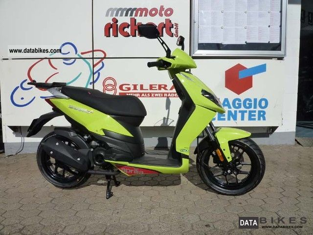 2011 Aprilia  SPORT CITY ONE 50 ALL COLORS Motorcycle Scooter photo