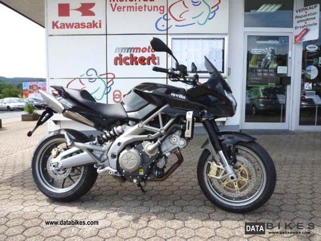 2011 Aprilia  MSRP SL 750 Shiver GT ABS SUPER SPORT TOURING Motorcycle Motorcycle photo