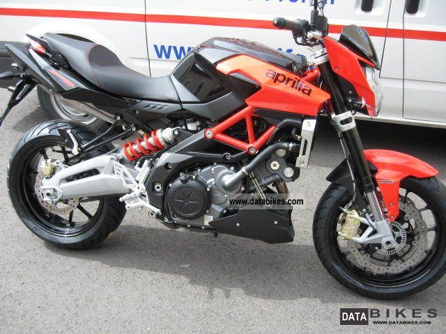2011 Aprilia  Shiver 750 ABS 2012 New Motorcycle Motorcycle photo