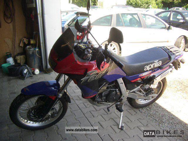 1992 Aprilia  Pegaso 650 Motorcycle Enduro/Touring Enduro photo