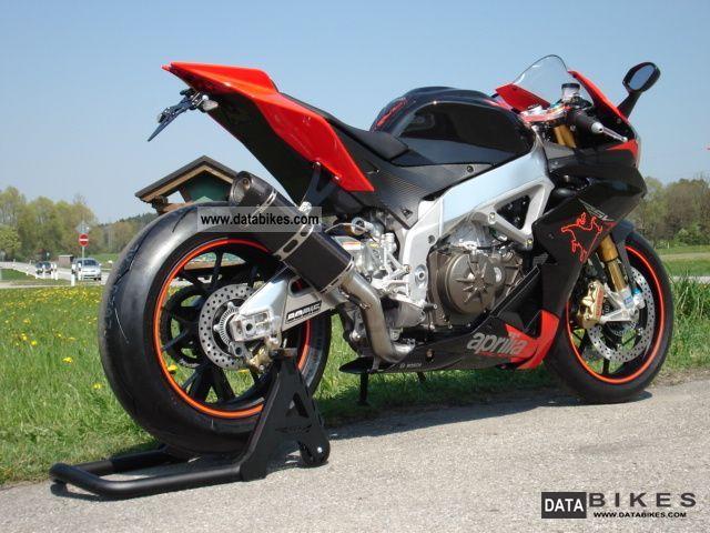 2011 Aprilia  RSV4 Factory APRC by the authorized dealer Motorcycle Sports/Super Sports Bike photo