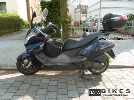2006 Aprilia  Atlantic 125 Motorcycle Scooter photo