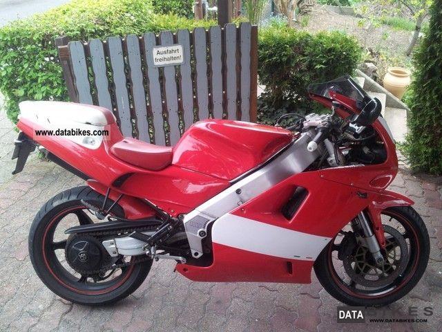 1991 Aprilia  Futura AF1 AF1 125cc Motorcycle Lightweight Motorcycle/Motorbike photo