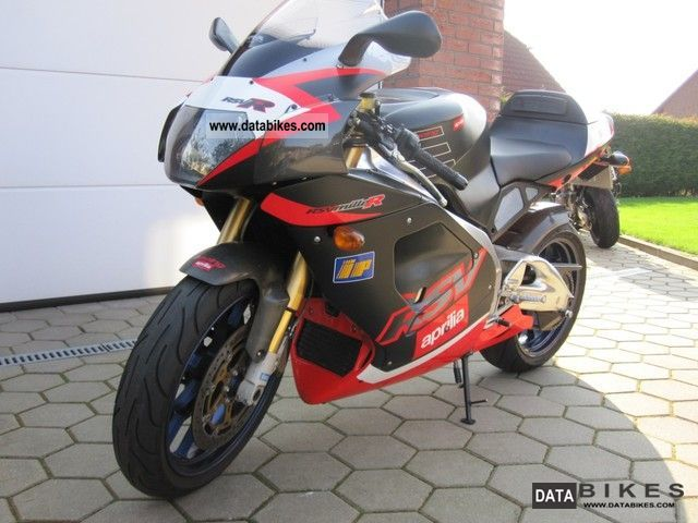 2001 Aprilia  RSV 1000 Mille R Motorcycle Sports/Super Sports Bike photo