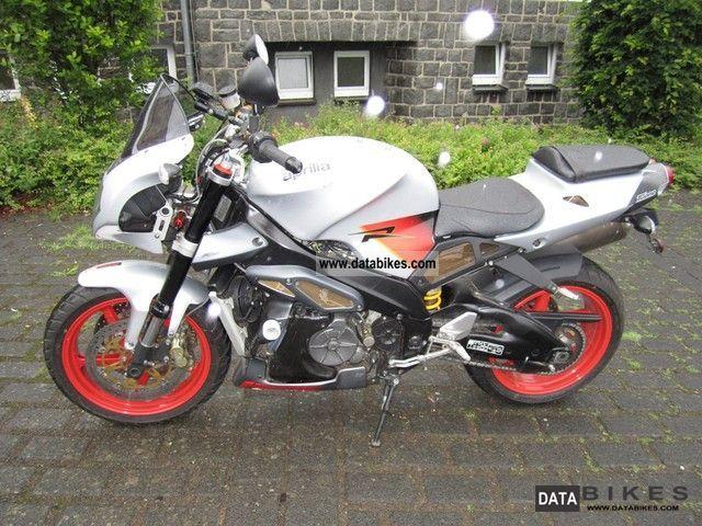 2005 Aprilia  Tuono 1000 Motorcycle Sport Touring Motorcycles photo