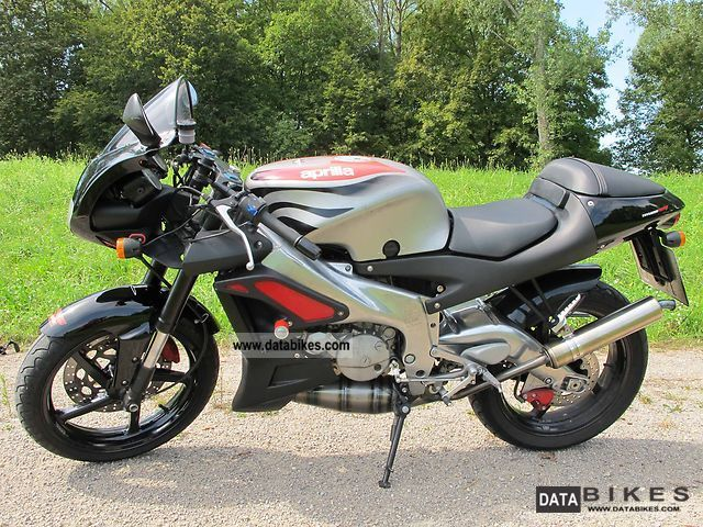 2003 Aprilia  RS 125 GT-1 / Tuono Motorcycle Sports/Super Sports Bike photo