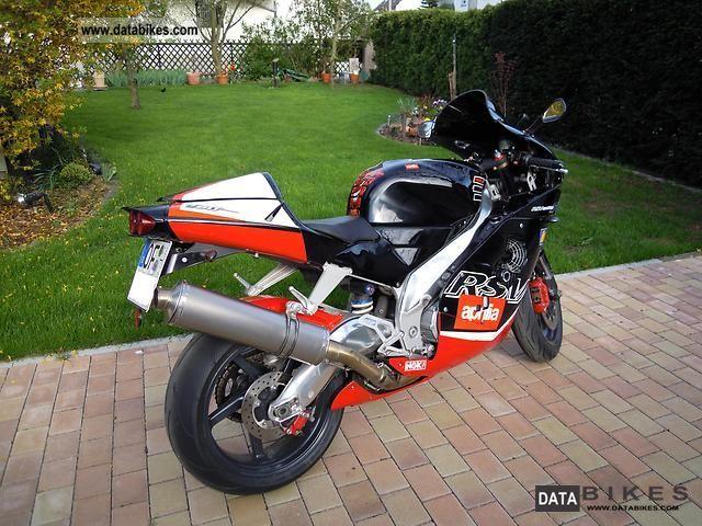 2000 Aprilia  RSV MILLE ME! 130 hp! TÜV NEW! Motorcycle Sports/Super Sports Bike photo