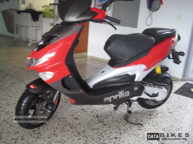2006 Aprilia  sr 50 only 650 KM 1.Hand Tip Top Motorcycle Scooter photo