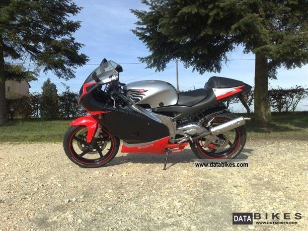 2003 Aprilia  RS125 Motorcycle Racing photo