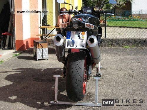 2005 Aprilia  RSV Motorcycle Sports/Super Sports Bike photo