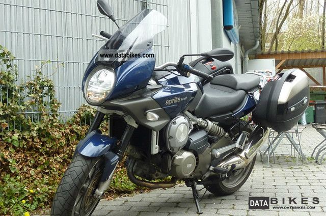 2009 Aprilia  Mana 850 GT ABS Motorcycle Tourer photo