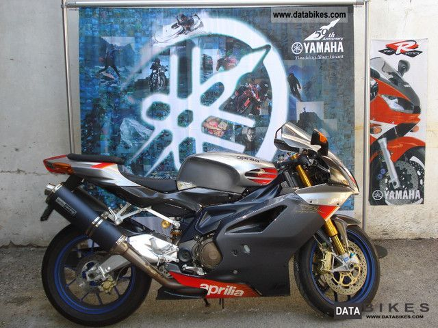 2006 Aprilia  FACTORY RSV 1000 Motorcycle Sports/Super Sports Bike photo