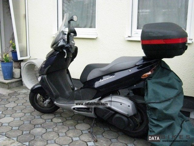 2006 Aprilia  Leonardo Motorcycle Scooter photo