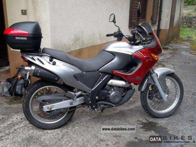 2004 Aprilia  Motore Pegaso 650 rotax 655 Motorcycle Enduro/Touring Enduro photo