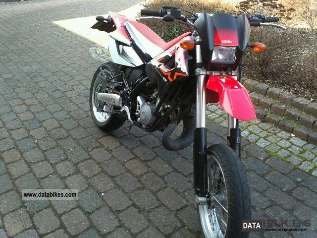 2006 Aprilia  Mx Motorcycle Super Moto photo