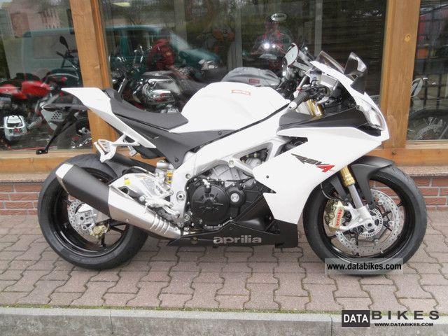 2011 Aprilia  RSV 4 APRC dt Mod 2012 0.0% rms. Interest Motorcycle Sports/Super Sports Bike photo