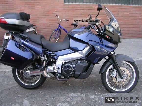 2003 Aprilia  Magnifica ETV 1000 Caponord olo 14 000 k Motorcycle Enduro/Touring Enduro photo