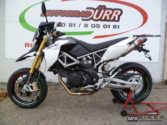 2011 Aprilia  Dorsoduro 750 Akrapovic 0.0% finance. Motorcycle Super Moto photo