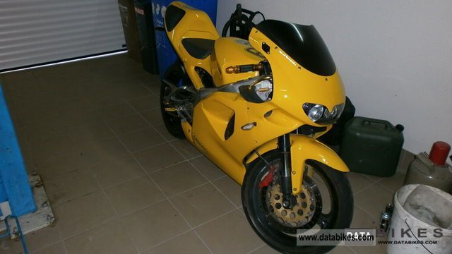 1997 Aprilia  RS 125 Extrema Motorcycle Sports/Super Sports Bike photo