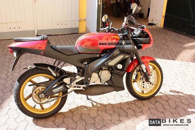 2006 Aprilia  RS 125 Tuono Motorcycle Lightweight Motorcycle/Motorbike photo