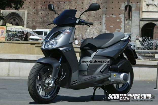 2007 Aprilia  Sport City 250 Motorcycle Motorcycle photo