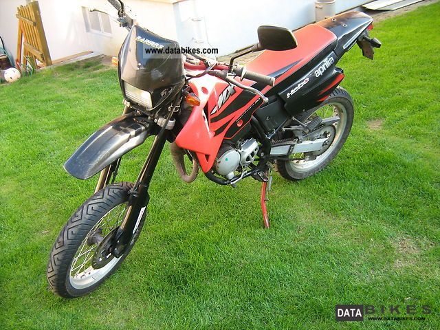 2002 Aprilia  MX 50 Supermoto Motorcycle Motor-assisted Bicycle/Small Moped photo