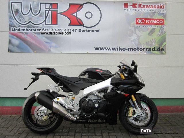2011 Aprilia  RSV4 R / APRC model 2012 Motorcycle Sports/Super Sports Bike photo