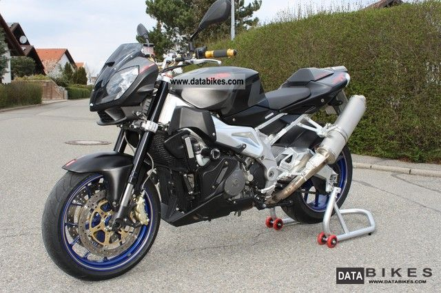 2007 Aprilia  Tuono 1000R Motorcycle Naked Bike photo