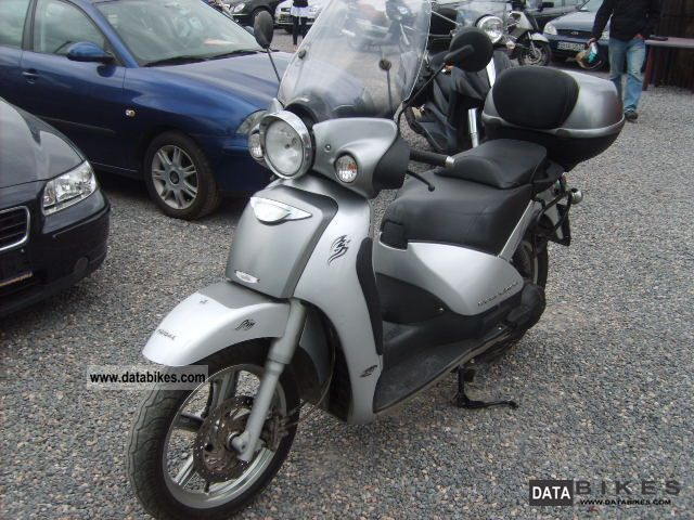 2005 Aprilia  * Scarabeo 200cc * PO * OPŁATACH Motorcycle Scooter photo