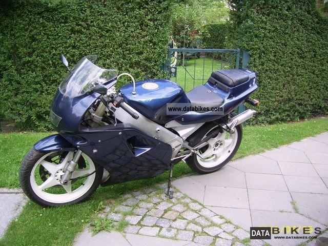 1993 Aprilia  RS 125 Extrema GS Motorcycle Sports/Super Sports Bike photo
