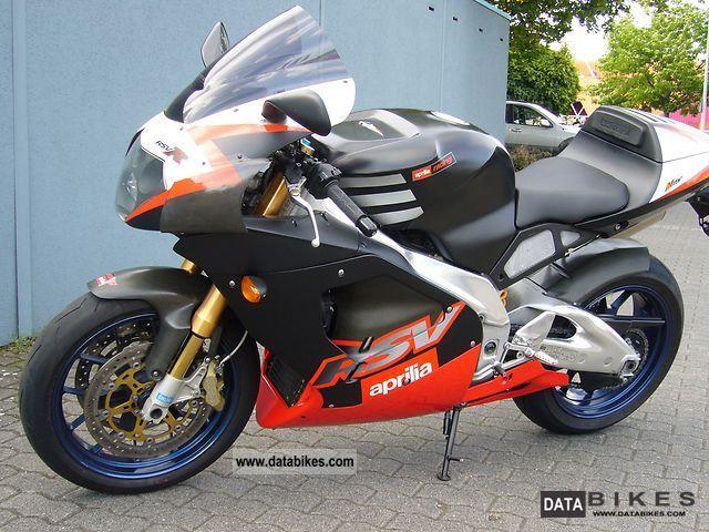 2002 Aprilia  Aprilla RSV Mille R Motorcycle Motorcycle photo