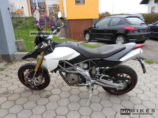 2009 Aprilia  DORSODURO Motorcycle Super Moto photo