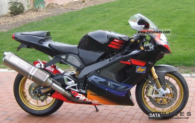 2003 Aprilia  RSV1000R Motorcycle Sports/Super Sports Bike photo