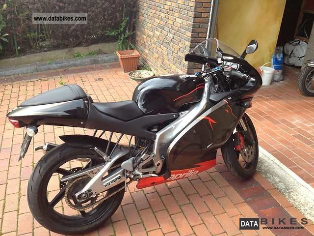 2005 Aprilia  RS 125 SF Motorcycle Motorcycle photo