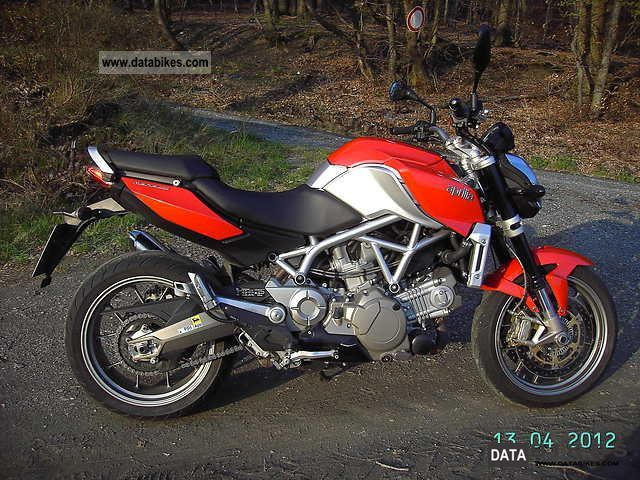 2009 Aprilia  Mana ABS Motorcycle Naked Bike photo