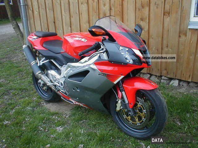 Aprilia  RSV 1000 mille 2004 2004 Sports/Super Sports Bike photo