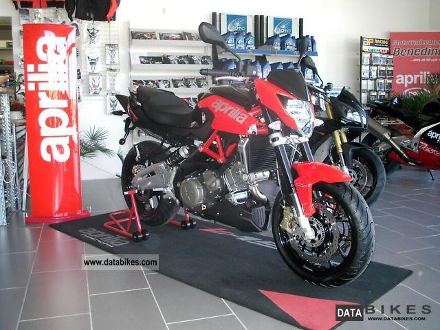 2011 Aprilia  SHIVER SL 750 ABS 2012 BLACK Motorcycle Naked Bike photo
