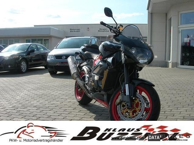 2005 Aprilia  RSV Mille Tuono 1000 Motorcycle Motorcycle photo