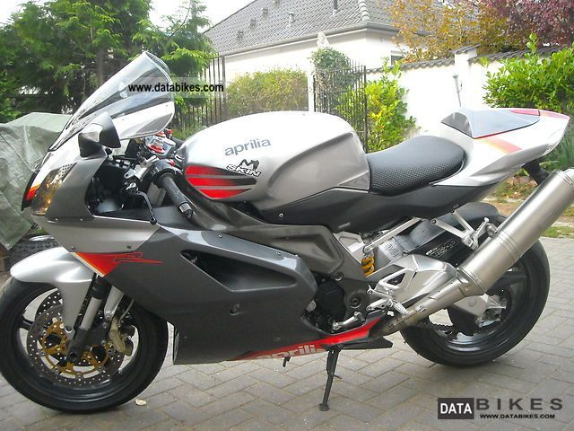 2005 Aprilia  RSV1000 Mille- Motorcycle Sports/Super Sports Bike photo