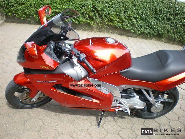 2003 Aprilia  RST 1000 Futura Motorcycle Sport Touring Motorcycles photo