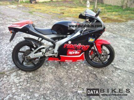 2005 Aprilia  Rs replica 125 34 ps Motorcycle Racing photo
