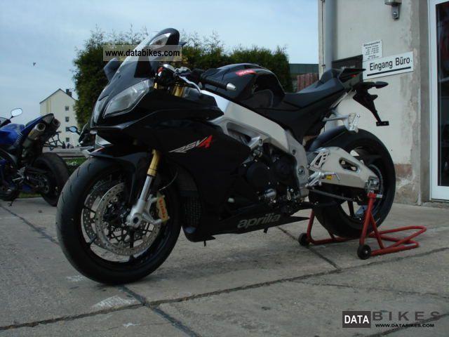 2011 Aprilia  RSV4 R APRC German model 2012 from Vertragsh Motorcycle Sports/Super Sports Bike photo