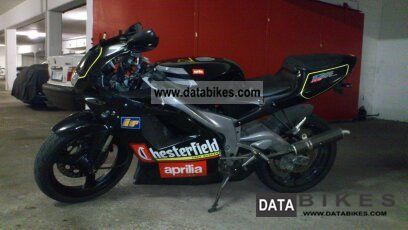1996 Aprilia  rs chesterfield Motorcycle Lightweight Motorcycle/Motorbike photo