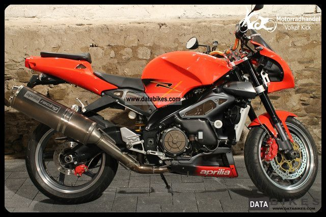 2005 Aprilia  RSV 1000 Tuono - Superbike - Good condition Motorcycle Naked Bike photo