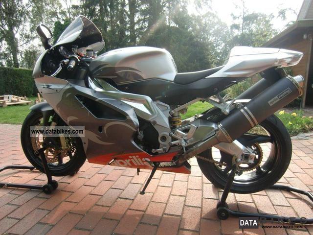 2006 Aprilia  rsv 1000 rr Motorcycle Sports/Super Sports Bike photo